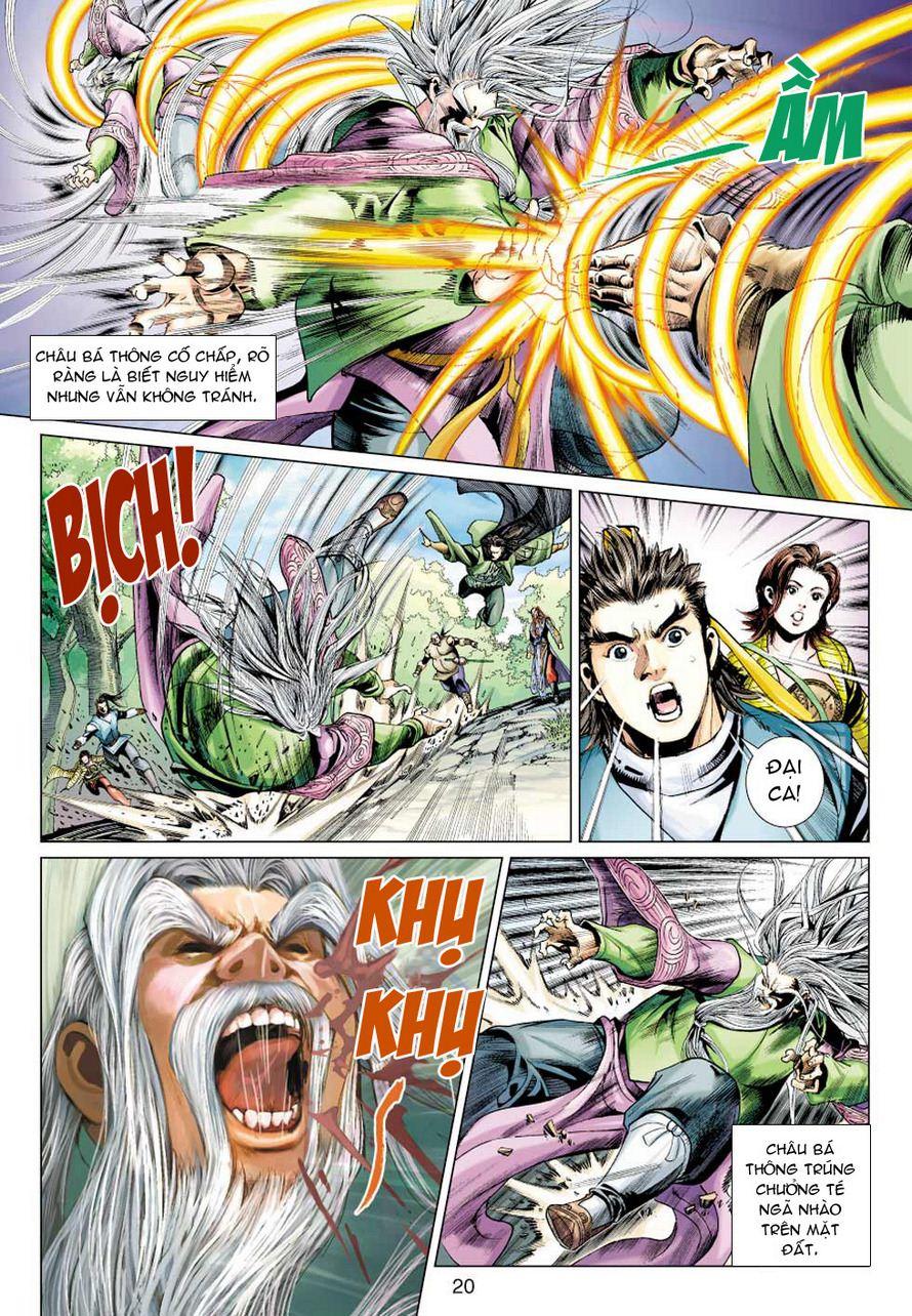 Anh Hùng Xạ Điêu anh hùng xạ đêu chap 49 trang 20