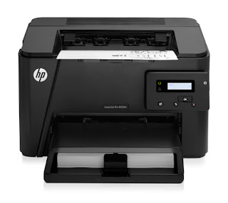 HP Laserjet Pro M202n Single Function Laser Driver Download
