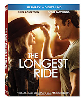 The longest Ride blu-ray