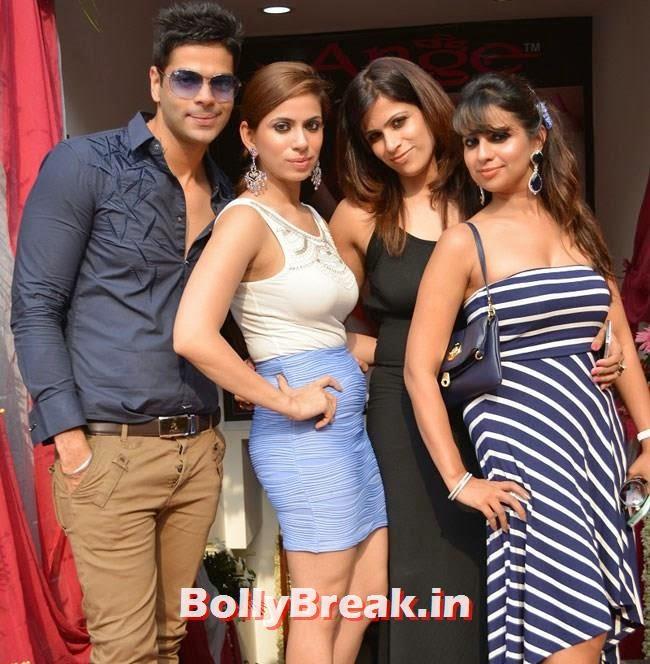 Rahul Luthra, Nancy Miglani, Bhawna Miglan and Shivani Sachdeva, Hair and Makeup Studio 'ANGE', Launch Pics