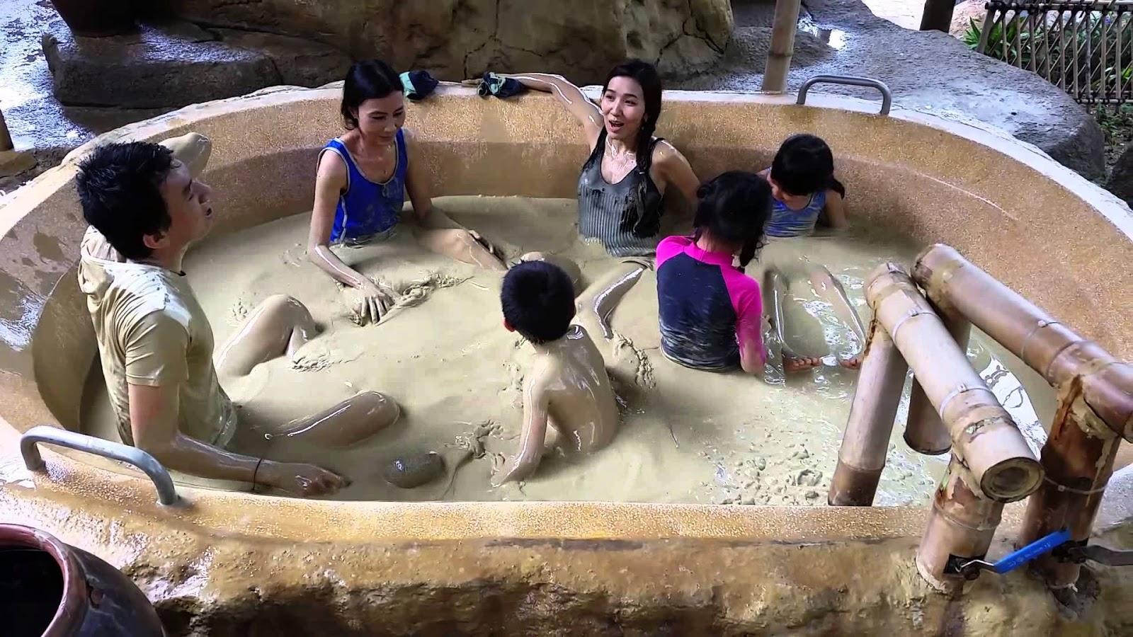 Mud bath tour Nha Trang