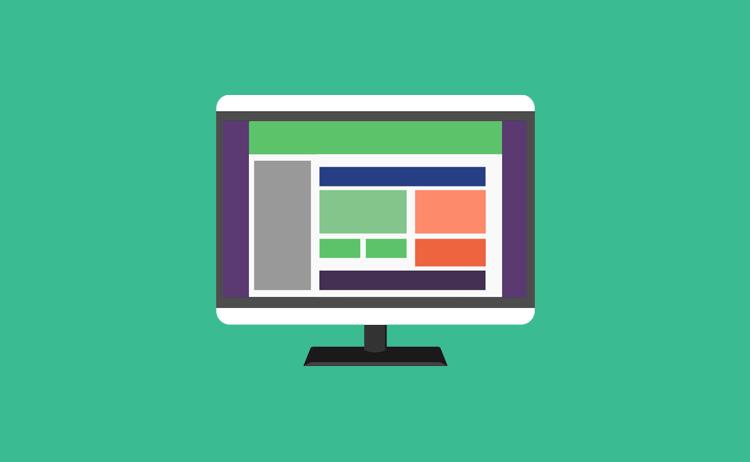 Cara memberi warna setiap widget pada layout Blogger/Blogspot