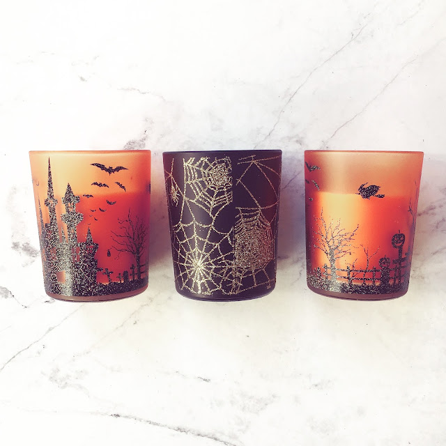Lovelaughslipstick blog B&M Bargains Halloween Homeware