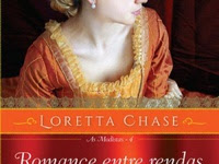 Resenha Romance Entre Rendas - As Modistas # 4 - Loretta Chase