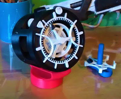 Stress Testing the Mega Kossel: Building C. Laimer's Tourbillon Watch