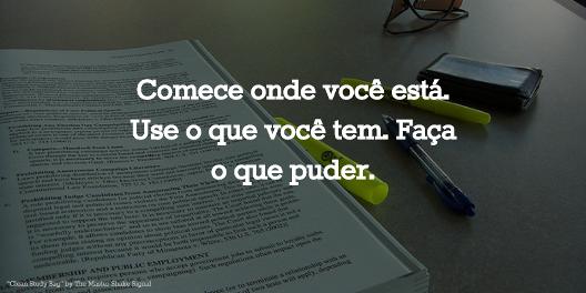 CLICAR EM BOM PORTUGUÊS: Estudar Ainda é O Caminho Para O