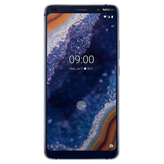 Nokia 9 Best phones with in-display fingerprint