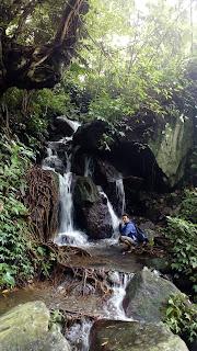 Air Terjun Watu Ghedek dan Air Terjun Curah Watu