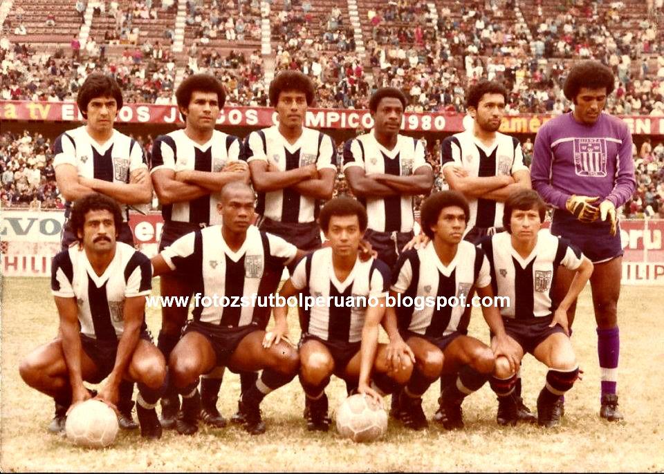 Resultado de imagem para alianza lima 1980