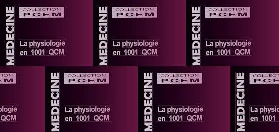 PDF PHYSIOLOGIE GRATUIT PCEM TÉLÉCHARGER