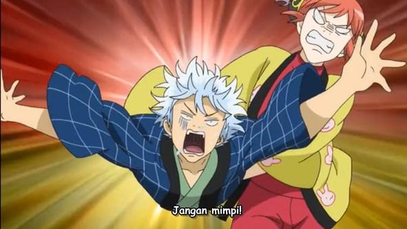 Anime Komedi yang suka nyindir Anime lain :v