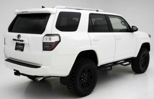 2018 toyota 4runner concept honda car prices list. Black Bedroom Furniture Sets. Home Design Ideas