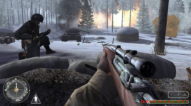 Call of Duty United Offensive Download for PC Gameplay