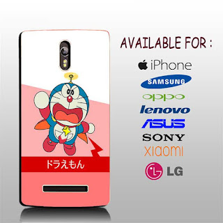 casing hp doraemon 0072