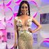 Khanyi Mbau #SAMA23 dress showed off her assets set social media on fire