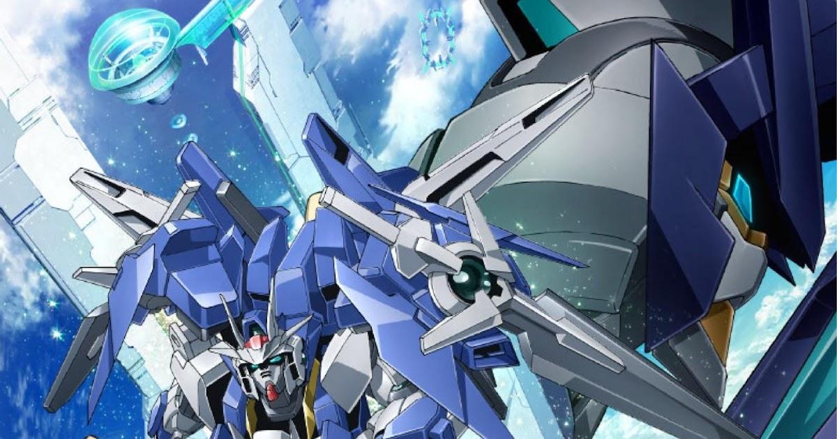 Anime - Human Touch. 14: 鋼彈創鬥者 潛網大戰