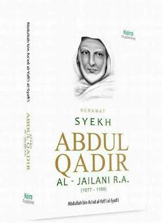 Buku KERAMAT SYAIKH ABDUL QODIR AL JAILANI Toko Buku Aswaja Surabaya