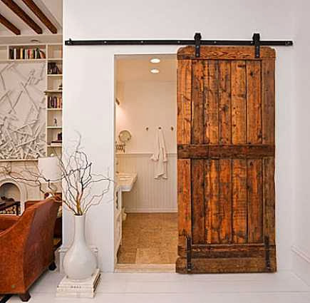 picture of interior doors for small spaces