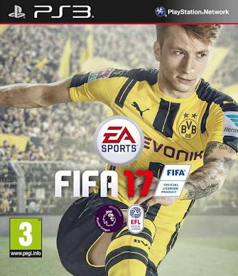 FIFA 17 PS3 Torrent (2016)