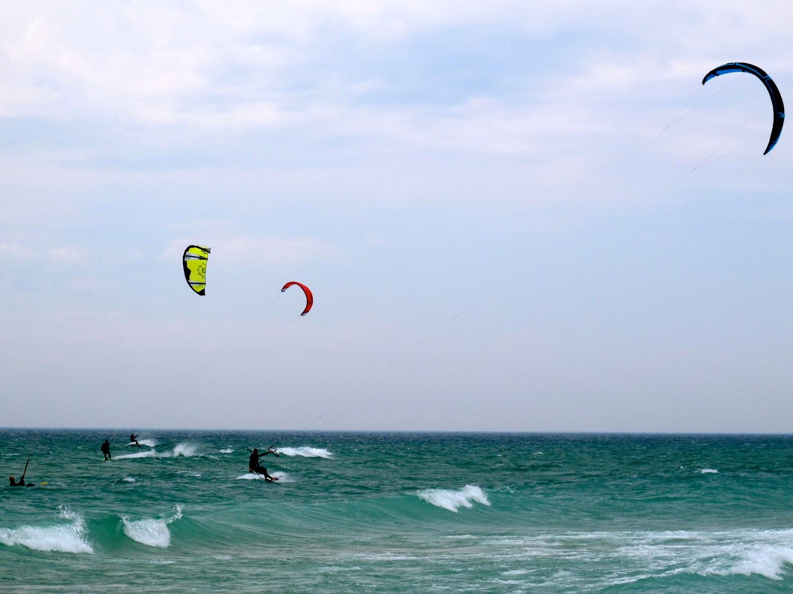 Windtraveler: Windtraveler: Kiteboarding