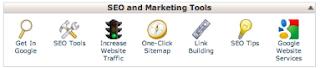 Seting SEO (Search Engine Optimization) dan Marketing Tools di cPanel Hosting