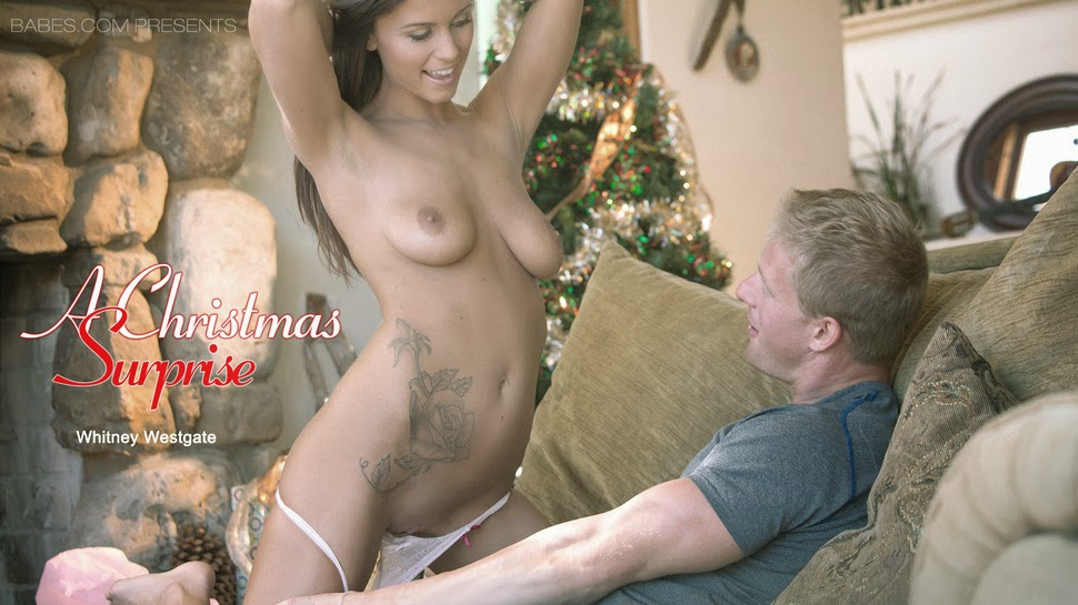 Babes 2014-12-25 Whitney Westgate - A Christmas Surprise 12070