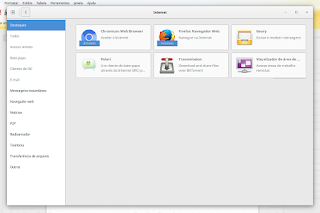 Aplicativo de Software Gnome