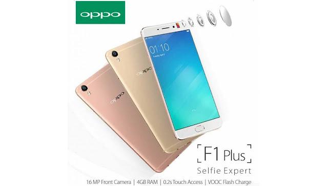Harga Dan Spesifikasi OPPO F1s Selfie Expert Terbaru