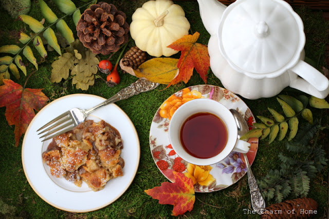 Fall Fairies Tea: The Charm of Home