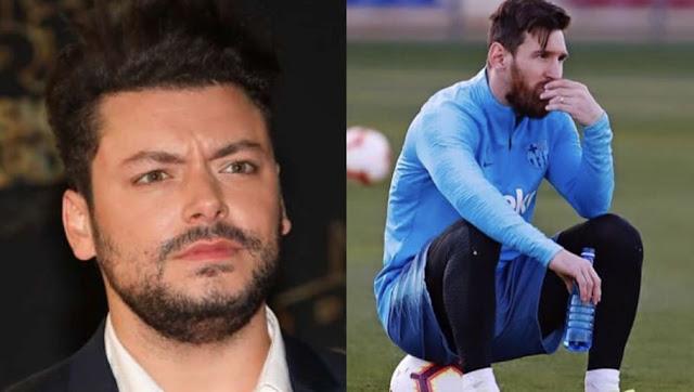 Kev Adams se fait détruire après un tweet sur Messi