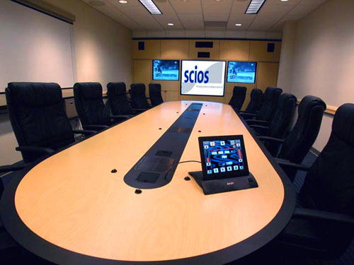 Custom Conference Tables July 2012