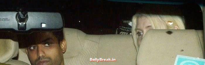 Celebs Visita Ravi Chopra's Funeral, Celebs Visit Ravi Chopra's Funeral