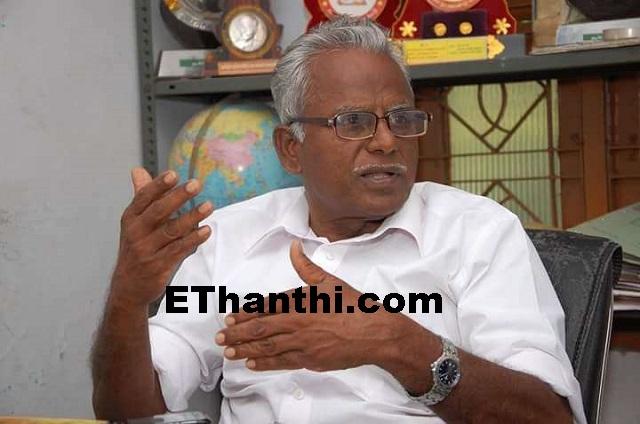 தமிழக அரசைச் சாடும் மணியரசன் - இது திட்டமிட்ட சதி | It is a planned conspiracy to kill the Tamil Nadu government !