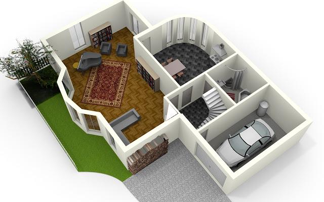 5 Aplikasi Android untuk Desain Rumah 3D - TringTong