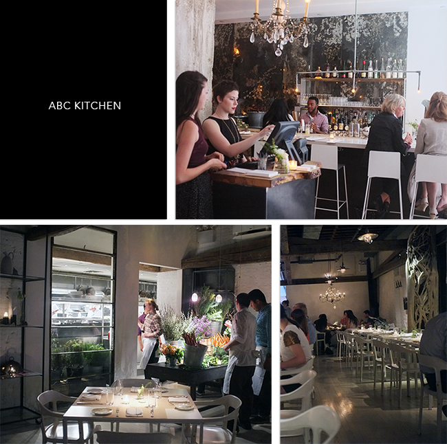 ABC Kitchen Restaurant Review