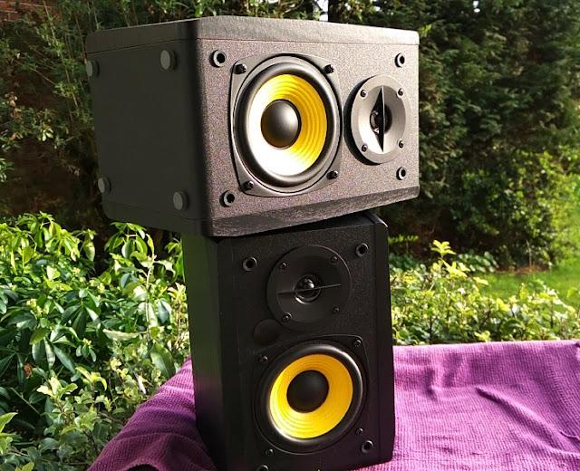 edifier r1010bt 4 inch bookshelf ceramic paper cone speakers gadget explained. Black Bedroom Furniture Sets. Home Design Ideas