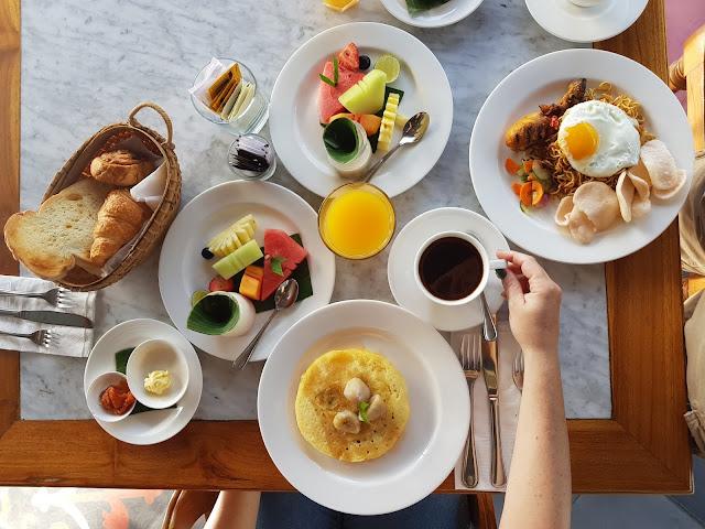 Alaya Ubud resort-Bali-colazione/breakfast