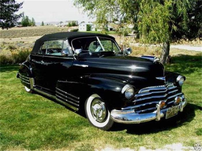 The Automobile And American Life Cars From 1948 A Very