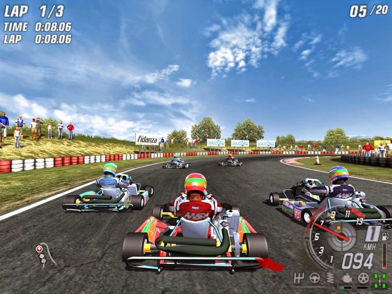 TOCA Race Driver 3 Full Version
