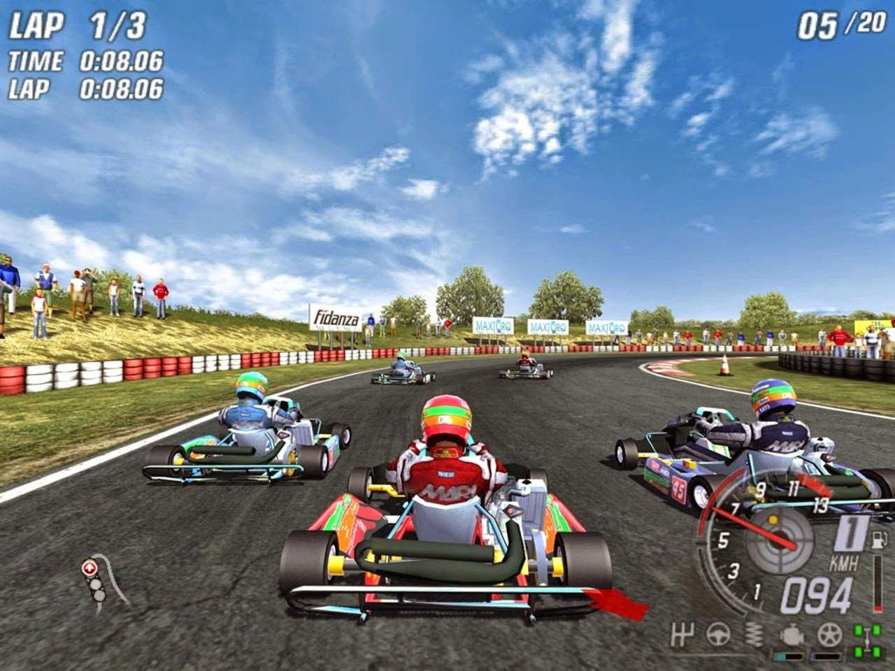 Toca Race Driver 3 (PC) System Requirements