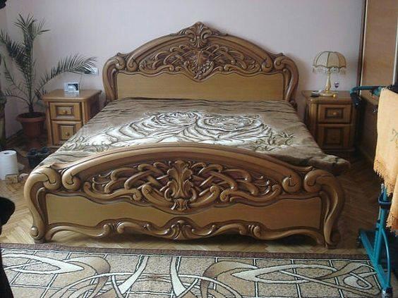 Superb Wooden Bed Designs - 1 Decorate