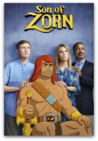 poster-son-of-zorn-serie-estreno-fox