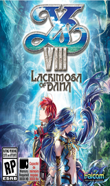 ys viii lacrimosa of dana jaquette 2 0190000000857608 - Ys VIII Lacrimosa of Dana-CODEX