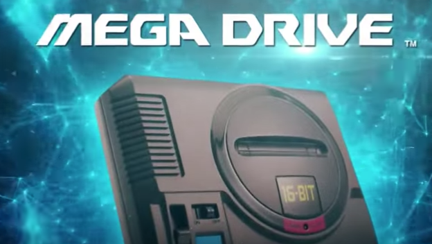 Se anuncia consola Mega Drive Mini para este año