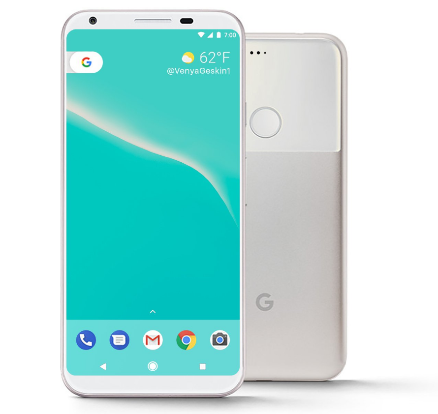 Leak from Google Confirms New Google Pixel 2