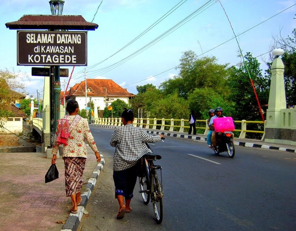 Kotagede, Bukti Kejayaan Mataram Islam