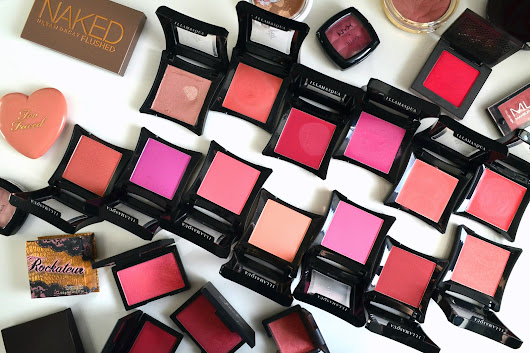Makeup Rehab | Decluttering My Blush Collection