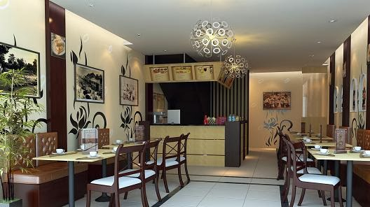 Desain  Interior Kafe Joy Studio Design Gallery Best Design