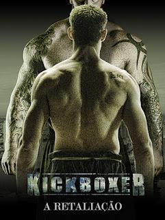 Kickboxer: A Retaliação - DVDRip Dual Áudio