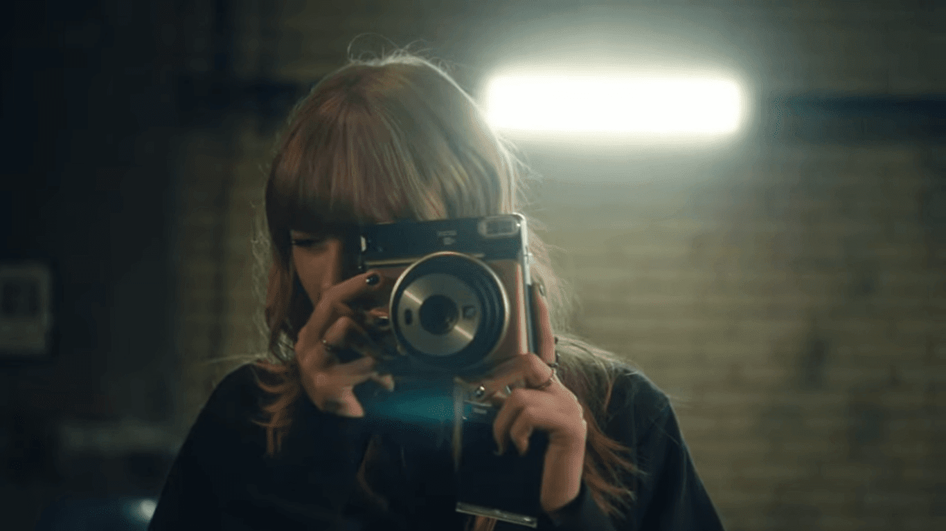 Taylor Swift Reveals Her Special-Edition Instax Camera: Watch The Videos